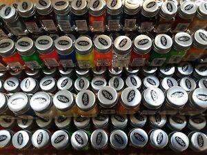 51 Bottles - Testors BIG Enamel Paint Set -  FRESH & NEW unopened bottles