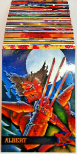 1995 X-Men Fleer Ultra Marvel Full Base Set 1-150
