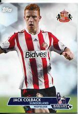 Premier Gold Soccer 13/14 Base Card #176 Jack Colback