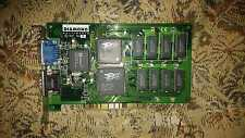 Diamond Monster 3D 3dfx Voodoo Graphics card 4MB PCI
