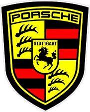 Porsche sticker 150 x 120 mm  BUY 2 & Get 3