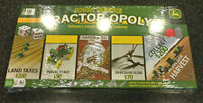 John Deere Tractor-Opoly Board Game Collector's Edition I New