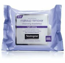 Neutrogena Makeup Remover Cleasing Towelettes, Night Calming, 25 Count