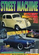 January Street Machine Monthly Magazines in English