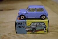 Corgi Mini Minor Morris Boxed No 226