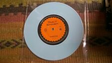 "Tracy Bonham.Sunshine / 50 Ft. Queenie (live) 7"".EX+. PJ Harvey.Blue vinyl Promo"