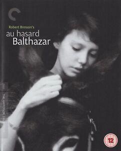 AU HASARD BALTHAZAR (1966) dir: Robert Bresson / Blu-ray Criterion / Mint as new