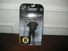 MCFARLANE NHL 19 DON CHERRY BOSTON BRUINS BLACK  PRACTICE UNIFORM
