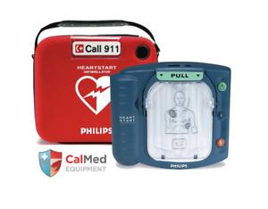 Philips Heartstart Onsite AED Defibrillator M5066A 5 Year Factory Warranty