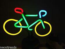 Bicicleta @ lámpara de neón neon signs neón bike sign tables lihgt