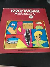 1220 / WGAR MEANS MUSIC (GATEFOLD) (LN2X-5053) - RARITIES