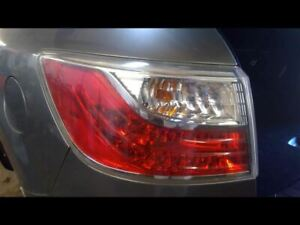 Driver Tail Light Quarter Panel Mounted Fits 10-12 MAZDA CX-9 272430