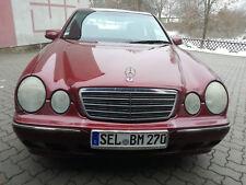 Mercedes Benz w210 E 270 CDI Bj 2000 zum Ausschlachten TÜV 1/19 defekt