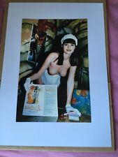 Helmut Newton - Poster Affiche Photo - Les Anges 3