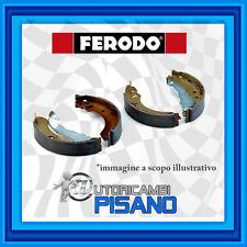 FSB656 KIT GANASCE FRENO POSTERIORI FERODO FIAT PUNTO (188) 1.4 95 CV 843A1000