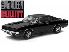 """""""BULLITT"""" 1968 Dodge Charger R/T 1:43 Scale Diecast Model"""