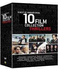 Dirty Harry/Inception/Batman/Auf der Flucht/Lethal Weapon -10 Filme BLURAY BOX