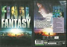 DVD - FINAL FANTASY