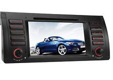 """7"""" Autoradio DVD Player GPS Navi Navigation Für BMW 5er X5 E39 E53 Bluetooth USB"""