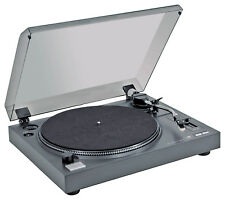 SOUND LAB G056F PROFESSIONAL USB BELTDRIVE TURNTABLE WITH SOFTWARE AND USB LEAD