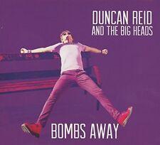 Duncan Reid And The Big Heads - Bombs Away [CD]