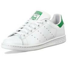 adidas Stan Smith Scarpe da Ginnastica - EUR41-1/3, Bianco/Verde