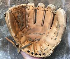 Vtg 1970s Roberto Clemente Rawlings GJ66 Baseball Glove Mitt Pittsburgh Pirates