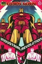 Iron Man: Industrial Revolution by Fred van Lente & Steve Kurt 2011, HC Marvel