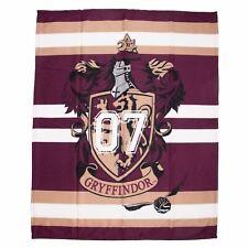 Officiel Harry Potter Moldus Couverture Polaire Gryffondor Maison Crest Enfants