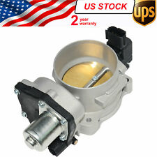 Throttle Body w/ TPS Sensor Ford F150/250/350 Expedition Lincoln 8L3Z9E926A 75mm