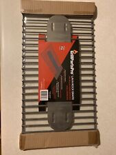 BRINKMANN Lava Rock Grate 11x22 with Drip Plate