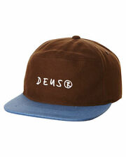 Strapback Canvas Hats for Men