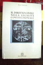 Il diritto civile nella legalità costituzionale P. Perlingieri 2° ed. ESI 2001