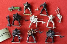 Games Workshop Warhammer 40k Necrons Necron Immortals Classic Metal Squad Figure