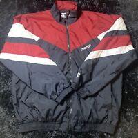 Vintage 90s Starter Windbreaker Jacket Blank XL Full Zip