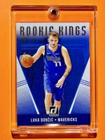 Luka Doncic ROOKIE CARD DONRUSS ROOKIE KINGS 2018-19 HOT INVESTMENT RC - Mint!