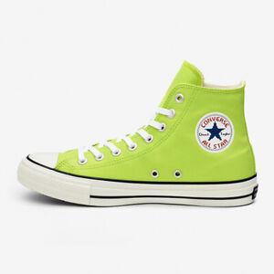 CONVERSE ALL STAR 100 DIGITALBIT HI 31303560 Lime CHUCK TAYLOR RETRO&FUTURE