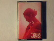BRUNO MARTINO The best of mc cassette k7 FRANCO CALIFANO RARISSIMA VERY RARE!!!