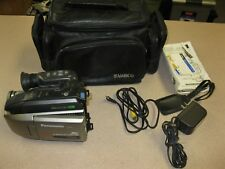 Panasonic Palmcorder PV-L678  Tape Camcorder
