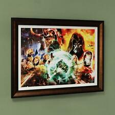 Marvel Comics  What If  Limited Edition Giclee Canvas Dave Wilkins