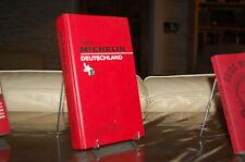 GUIDE MICHELIN allemand 1994 (20R14)