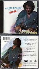 "JAMES BROWN ""Love Over-Due"" (CD) 1991 NEUF"