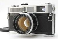 【EXCELLENT+5】Canon Model 7 Rangefinder Film Camera w/ 50mm F1.4 Lens From JAPAN