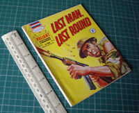1969 Valiant Picture Library Comic #144 Last Man, Last Round 1/- Fleetway   VPL
