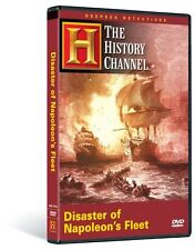 DISASTER OF NAPOLEON'S FLEET (HISTORY CHANNEL) VERY RARE NEW AND SEALED