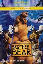 BROTHER BEAR : NEW DVD