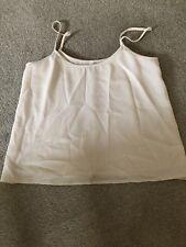 Abercrombie Pale Pink Vest Top