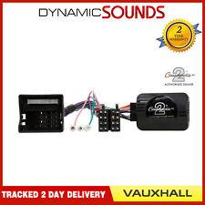 Ds -vx002.2 Alpine Control Adaptador de Dirección para Opel Antara Astra Corsa