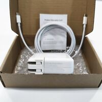 """87W USB-C Power Adapter for A pple Macbook Pro 15"""" A1707 13"""" A1706/A1708 CA Ship"""
