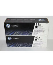 Lot of 2 HP83A HP 83A Laserjet Laser Toner Cartridges Genuine New Free Shipping